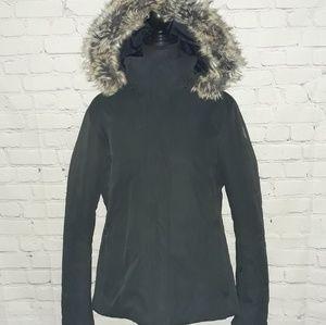 Obermeyer Sz: M Black Ski/Snowboard Jacket...